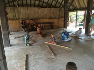 Samoa fire making