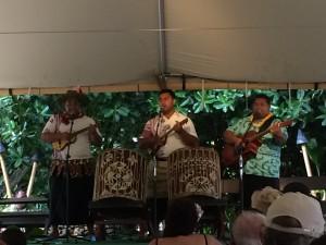 Tonga show