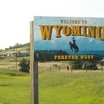 Wyoming - duh!